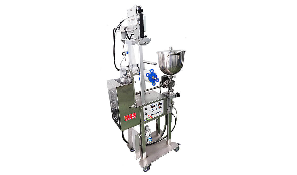 Vertical Form Fill Sachet Packing Machine-ET-2A3
