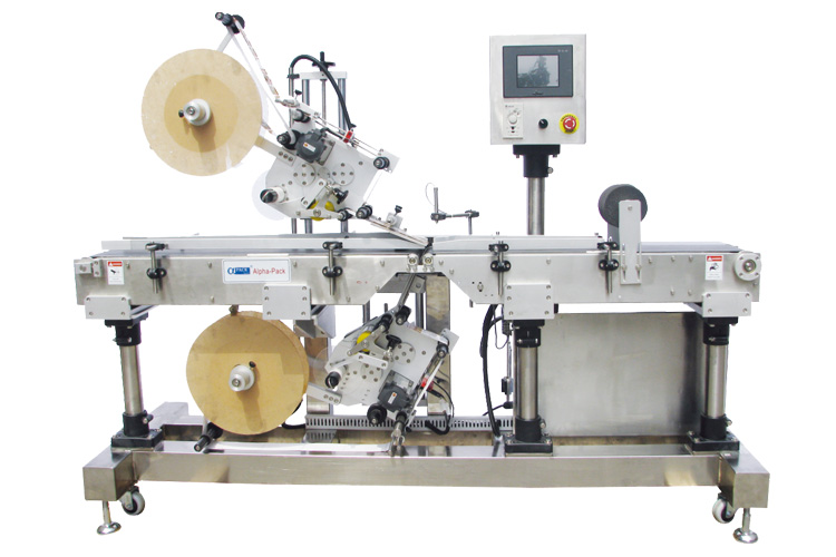 Automatic Top and Bottom Labeler ALB-220