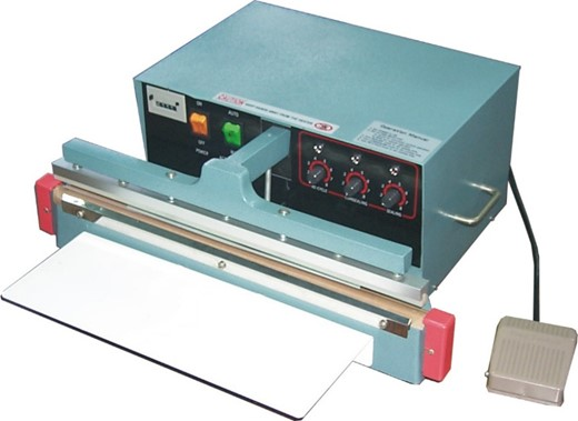 Automatic Bench Top Sealer