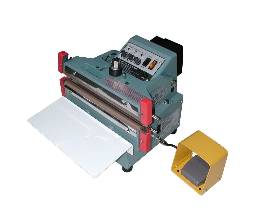 Auto Impulse Double Sealer
